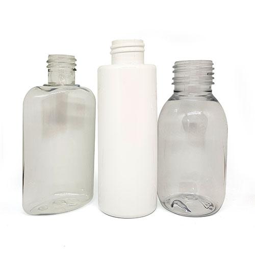 Flaconi per cosmetica e detergenza